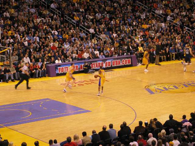 Los Angeles Lakers Premier Seats